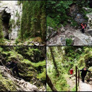 expedice do pohoří Apuseni s klubem cestovatelů Rocky club